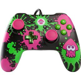 PowerA Wired Controller - Splatoon 2