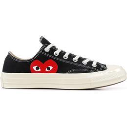 Comme des Garçons x Converse Chuck 70 - Black/White/High Risk Red
