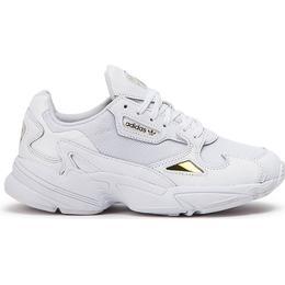 Adidas Falcon W - Ftwr White/Ftwr White/Gold Met.