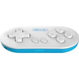 8Bitdo Zero Mini Bluetooth Game Controller - Blue