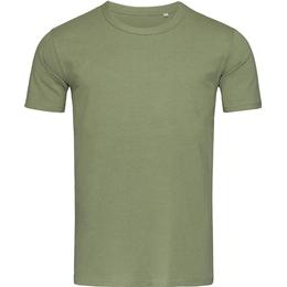 Stedman Morgan Crew Neck T-shirt - Military Green