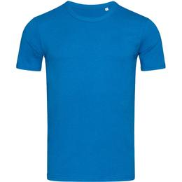 Stedman Morgan Crew Neck T-shirt - King Blue