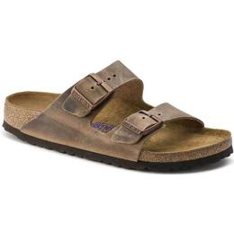 Birkenstock Arizona Soft Footbed - Tobacco Brown