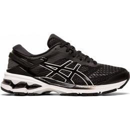 Asics Gel-Kayano 26 W - Black/White