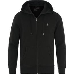 Polo Ralph Lauren Double-Knit Full-Zip Hoodie - Polo Black
