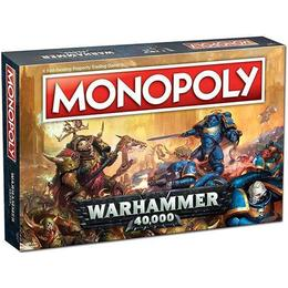 Winning Moves Ltd Monopoly: Warhammer 40,000