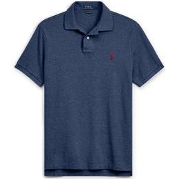 Polo Ralph Lauren Custom Slim Fit Mesh Polo Shirt - Classic Royal Heather