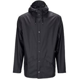 Rains Jacket - Black