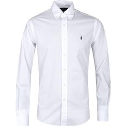 Polo Ralph Lauren Poplin Shirt - White