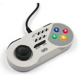 Orb Turbo Wired Controller - White