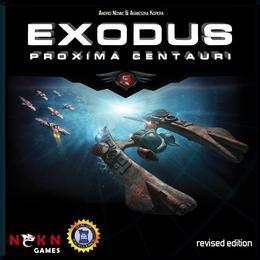 NSKN Exodus: Proxima Centauri