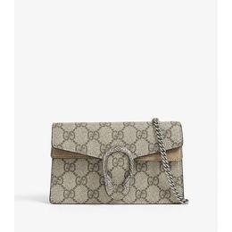 Gucci Dionysus Super Mini Bag - GG Supreme