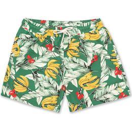 Polo Ralph Lauren 14 cm-Inch Traveller Swim Trunks - Tropical Banana