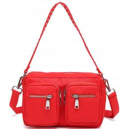 Noella Celina Crossover Bag - Papaya Red