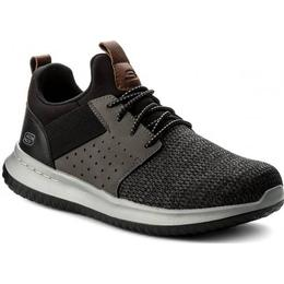 Skechers Delson Camben M - Black/Gray