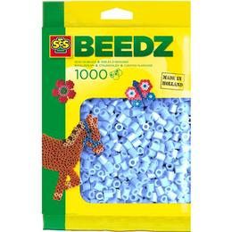 SES Creative Beedz Iron on Beads Light Blue 1000 Pieces 00714