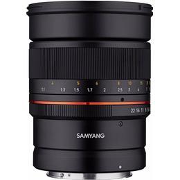 Samyang MF 85mm F1.4 for Nikon Z