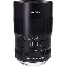 7artisans 60mm F2.8 For Nikon Z
