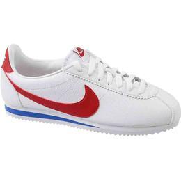 Nike Classic Cortez W - White/Varsity Royal/Varsity Red