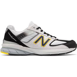 New Balance 990v5 M - Silver with Black