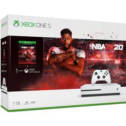 Microsoft Xbox One S 1TB - NBA 2K20