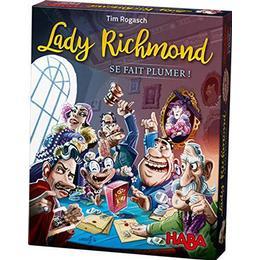 Haba Lady Richmond: Ein erzocktes Erbe