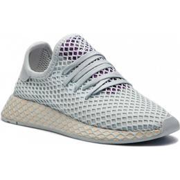 Adidas Deerupt Runner W - Blue Tint/Ecru Tint/Active Purple
