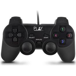 Ewent USB Wired Controller - Black