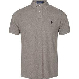 Polo Ralph Lauren Slim Fit Polo Shirt - Canterbury Heather
