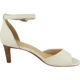 Clarks Laureti Grace - Off White Leather