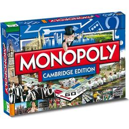 Winning Moves Ltd Monopoly: Cambridge Edition