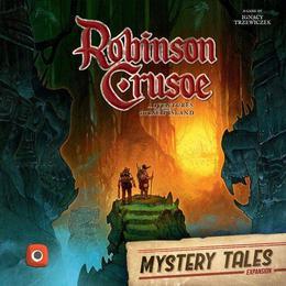 Robinson Crusoe: Adventures on the Cursed Island Mystery Tales