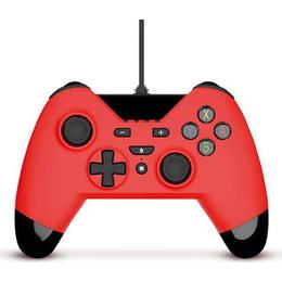Gioteck WX4 Wired Controller - Red
