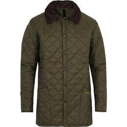 Barbour Liddesdale Quilted Jacket - Olive