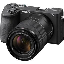 Sony Alpha 6600 + E 18-135mm F3.5-5.6 OSS