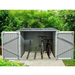 Metalcraft Bike Storage