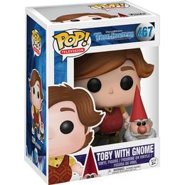 Funko Pop! Animation Trollhunters Toby with Gnome