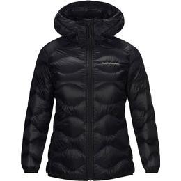 Peak Performance Helium Hooded Jacket - Black
