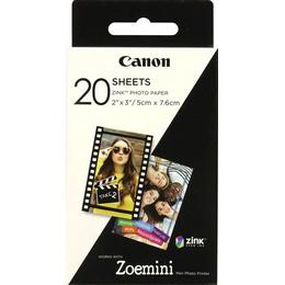 Canon Zink Photo Paper 20 Sheets
