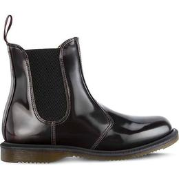 Dr Martens Flora - Cherry Red Arcadia