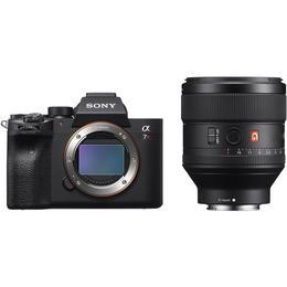 Sony A7R IV + FE 85mm F1.4 GM
