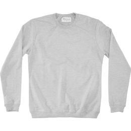 Bread and Boxers Sweatshirt - Grey Melange