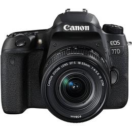 Canon EOS 77D + 18-55mm F4-5.6 IS STM