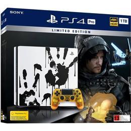 Sony PlayStation 4 Pro 1TB - Death Stranding Limited Edition
