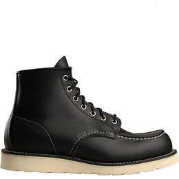 Red Wing Classic Moc - Black Chrome