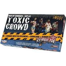Zombicide: Box of Zombies Set #2 Toxic Crowd