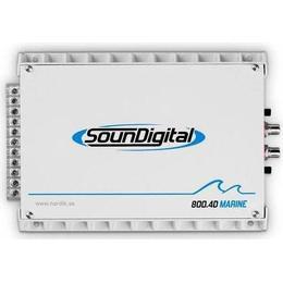 Soundigital SD800.4D