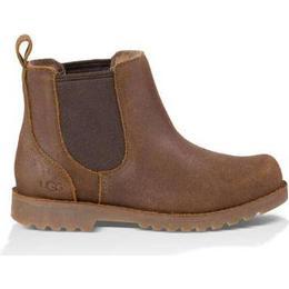 UGG Kid's Callum Chelsea Boot - Chocolate
