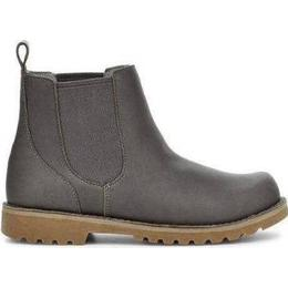 UGG Kid's Callum Chelsea Boot - Charcoal