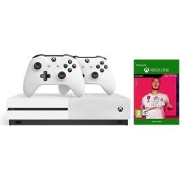 Microsoft Xbox One S 1TB - FIFA 20 Bundle